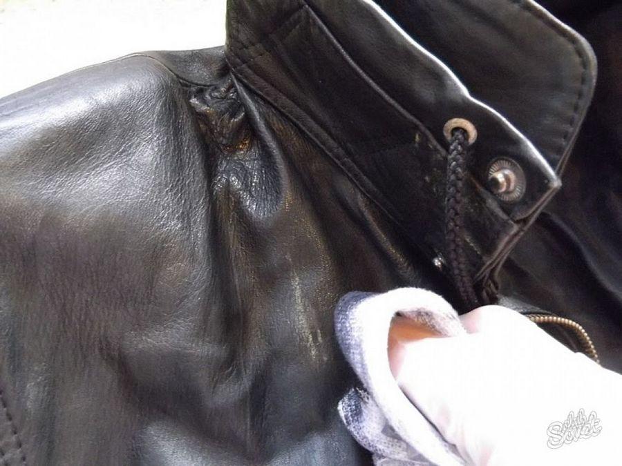 Чем отмыть пятна на обуви из кожзама фото