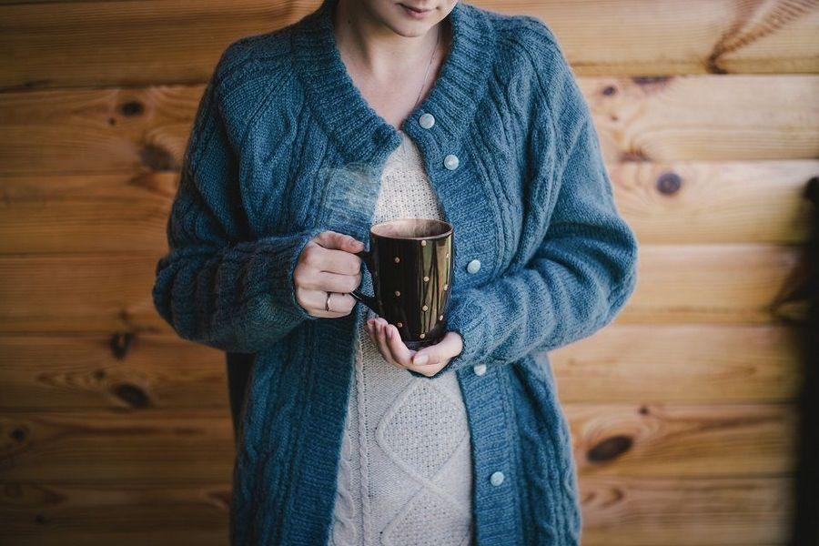 Как стирать и гладить вязанные вещи