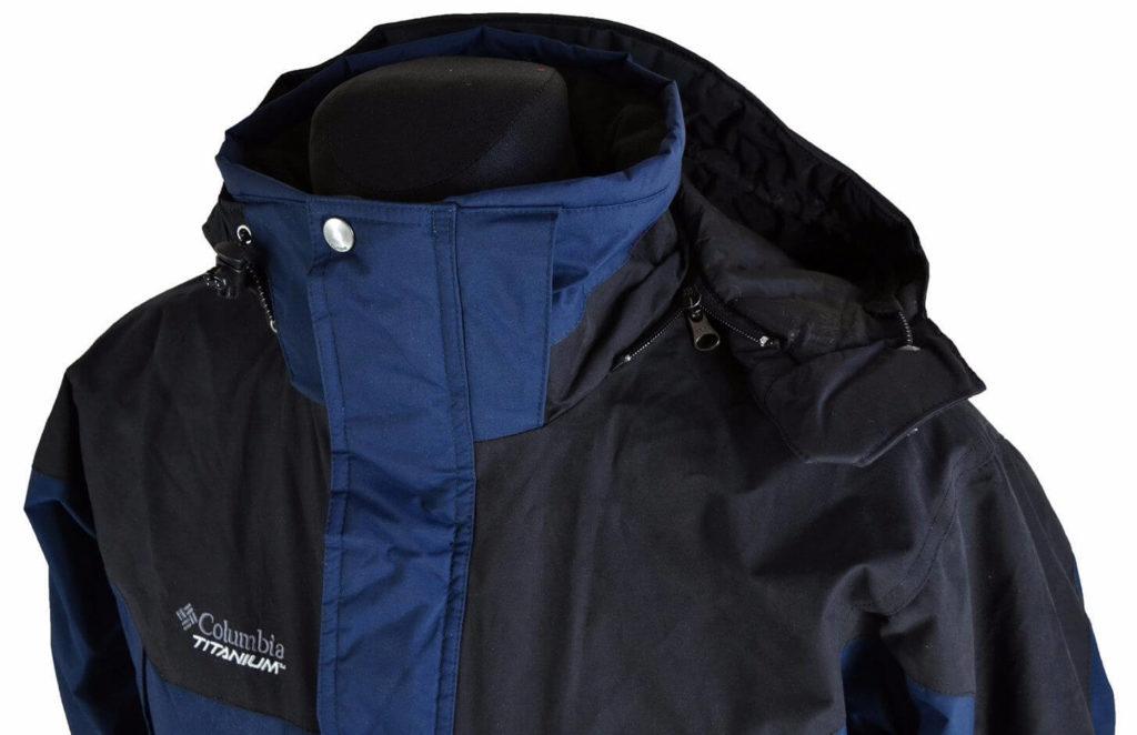куртка Коламбия с мембраной