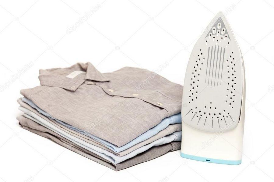 Глажка рубашек