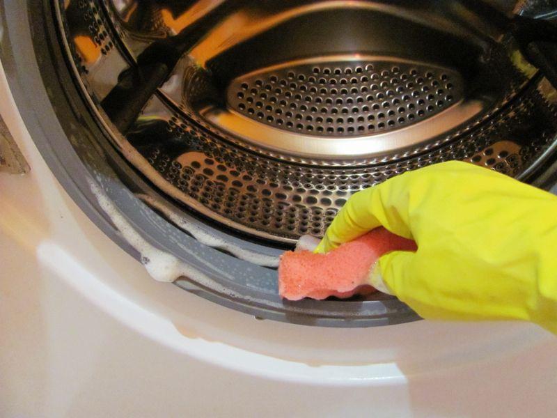 Как сделать чтобы не воняло из стиральной 788