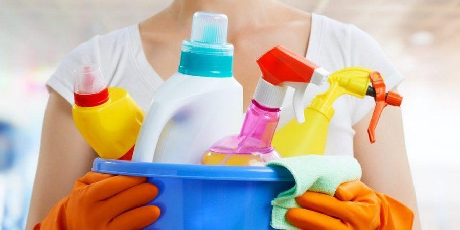 бытовые химические средства