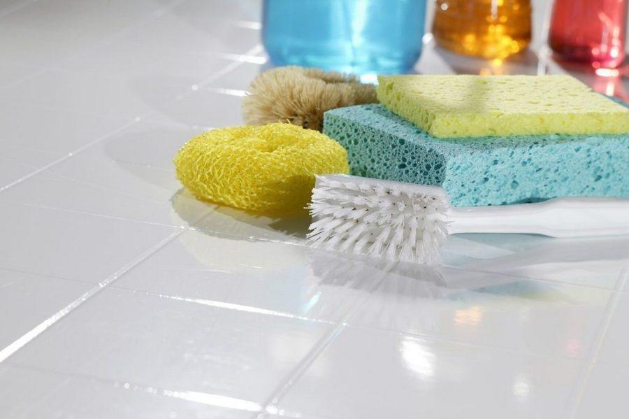 губки для чистки