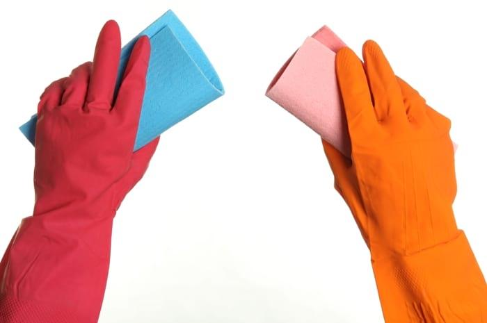 инструменты для чистки