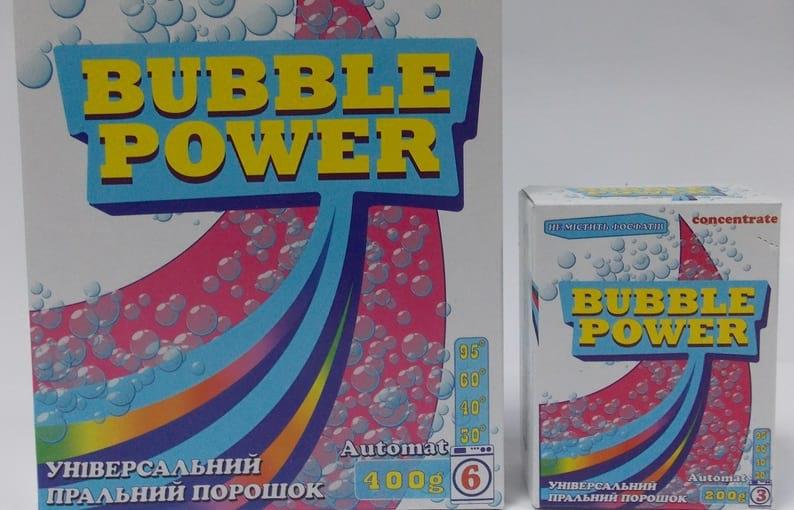 стиральный порошок Bubble Ice