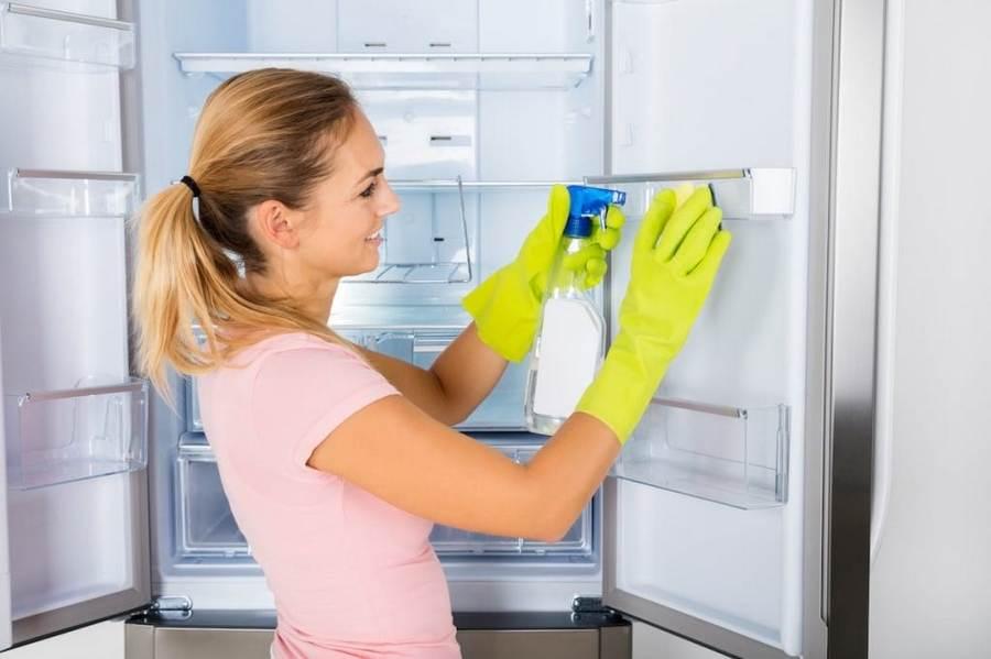 Как и чем мыть холодильник в домашних условиях