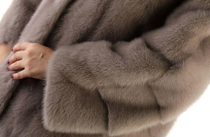 Как почистить мех в домашних условиях специальными средствами