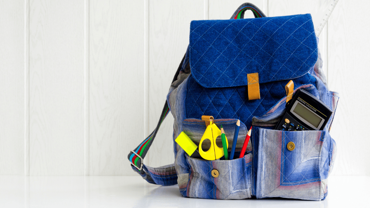 Как постирать и почистить рюкзак